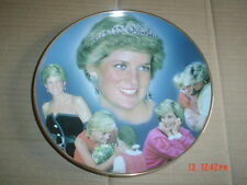 Compton And Woodhouse Collectors Plate DIANA - THE PEOPLES PRINCESS