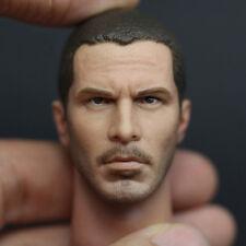 HOT FIGURE 1/6 headplay Christian Bale headsculpt Terminator Salvation John Conn