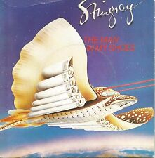 """STINGRAY - THE MAN IN MY SHOES - MINT- VINYL CARRERE 7"""" SINGLE - LISTEN"""