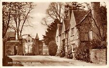 BR10262 Sonning Village Near Reading  uk real photo