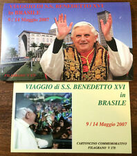 Cover Collection: Benedict XVI 2007 Trip to Brazil - 8 covers