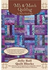 Jelly Roll Quilt Blocks  Anita Goodesign Embroidery Cd