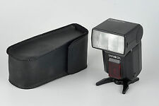 MInolta Program 3600HS D Flash Unit for Minolta / Sony Alpha - In Soft Case
