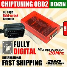 Chiptuning OBD2 PEUGEOT 406 3.0 V6 Chip Box Tuning BENZIN LPG OBD 2 II Tuningbox