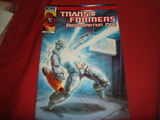 TRANSFORMERS : REGENERATION ONE #93 Cover A Simon Furman IDW Comics 2013 NM