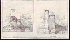 1921  --  PROJET ARC DE TRIOMPHE ROUTE BAR LE DUC A VERDUN   Z918