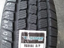 4 New 215/70R16 Ironman Radial A/P Tires 215 70 16 R16 2157016 70R