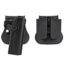 Tactical Holsters Pistol & Magazine Paddle Tactical Holster For 1911 Model
