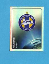 PANINI-CHAMPIONS 2011-2012-Figurina n.515-SCUDETTO/BADGE -BATE BORISOV-NEW BLACK