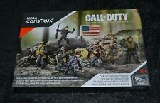 MEGA CONSTRUX CALL OF DUTY CLASSIC INFANTRY PACK 95 PCS. DPW86