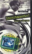 VHS INCERTAMENTE CINICO TV 1991 1996 DANIELE CIPRI' E FRANCO MARESCO