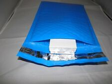 10 Blue 6x9 Poly Bubble Mailers, Padded Bubble Mailing Shipping Envelopes