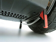 SEGautostand: semi-automatic x2 and x2 SE Segway parking stand
