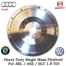 CG MOTORSPORT SINGLE MASS FLYWHEEL AUDI A3 ARL ASZ 1.9 TDi HEAVY DUTY 130 150