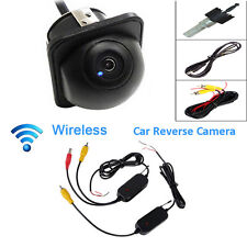 420TVL Car Rearview Camera+2.4G Wireless Rear View Video Transmitter & Receiver