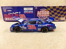 New 1997 Action 1:24 Diecast NASCAR Dale Earnhardt Jr #31 Sikkens CW Monte Carlo