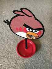 NEW ANGRY BIRD RED CHANGE HOLDER SPRING