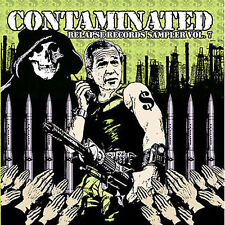 Contaminated: Relapse Records Sampler, Vol. 7 by Various Artists (CD, May-2005)