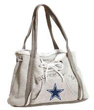 Dallas Cowboys Ladies Embroidered Hoodie Sling Bag Purse Handbag NFL NWT
