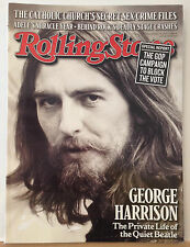 ROLLING STONE MAGAZINE Issue 1139 George Harrison Remembered The Beatles 2011