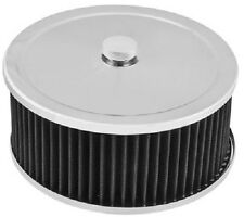 "PROFLOW 9x5"" Chrome Top Air Cleaner"