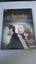 """DVD """"EL SUREÑO"""" PRECINTADA JEAN RENOIR CON FUNDA CARTON ZACHARY SCOTT"""