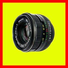Helios 44M-7 MC lens f/2/58mm M42,6 blades,new-old,production year:before 1990