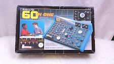 60 IN ONE ELECTRONIC PROJECT LAB 28-261 Radio Shack Science Fair