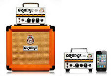 Orange MICRO TERROR mt-20 Head, 20 Watt