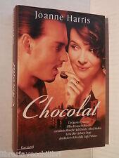 CHOCOLAT Joanne Harris Laura Grandi Garzanti 1998 libro romanzo narrativa storia
