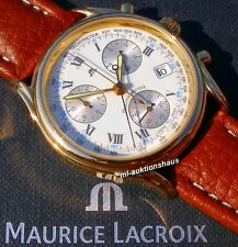 Super-edler Maurice Lacroix - SCHLEPPZEIGER - Chronograph