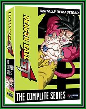 DRAGON BALL GT - COMPLETE SERIES - US RELEASE *BRAND NEW DVD*
