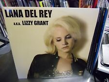 Lana Del Rey aka Lizzy Grant LP NEW BLACK MARBLE splatter Colored vinyl
