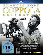 7 Blu-rays * FRANCIS FORD COPPOLA COLLECTION # NEU OVP /