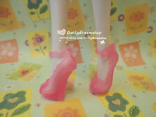 Doll Shoes ~ Mattel Monster High Lovely Pink Dance shoes 1pair#MS-506 NEW