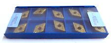10 Wendeplatten inserts DNMG 150612 WT TT8115 von Ingersoll Neu H8636