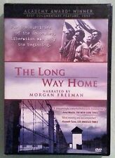 THE LONG WAY HOME narrated by morgan freeman   DVD NEW  genuine region 1