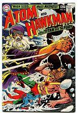 THE ATOM AND HAWKMAN 42(6.0)JOE KUBERT-DC(b015)