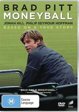 Moneyball DVD NEW