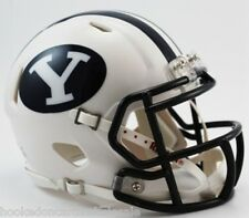 Bringham Young University Cougars BYU Speed Mini Helmet Replica