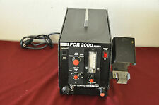OK Industries Metcal FCR 2000 Forced convention Rework Station Model 2201.Tested