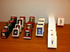 HALLMARK KEEPSAKE ORNAMENTS, MARY'S ANGELS, COMPLETE SET,