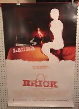 Original Movie Poster A Brick Double Sided 27x40
