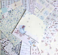 """16 SHEETS 6x6"""" SCRAPBOOK PAPER - IT'S A BOY by First Edition PAPERS baby"""