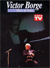Victor Borge: Then and Now (DVD, 2003) NEW Sealed