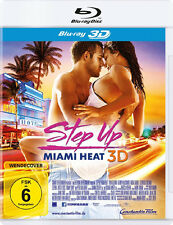 3D Blu-ray * STEP UP 4 : MIAMI HEAT IN 3 D # NEU OVP +
