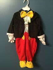 Disney Baby MICKEY MOUSE 6-9 Months NEW Toddler Children infant costumes