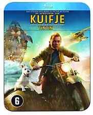 Avonturen van Kuifje - Het geheim van de eenhoorn (Steelbook) - Dut. Blu-Ray NEW