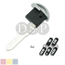 Replacement Key Blank Blade fit for MAZDA UNCUT Emergency Smart Key