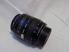 SIGMA 28-70mm F/ 3.5-4.5 FOR Pentax AF 52mm LENS w/ Tiffen 52mm Haze 1 (3B1)